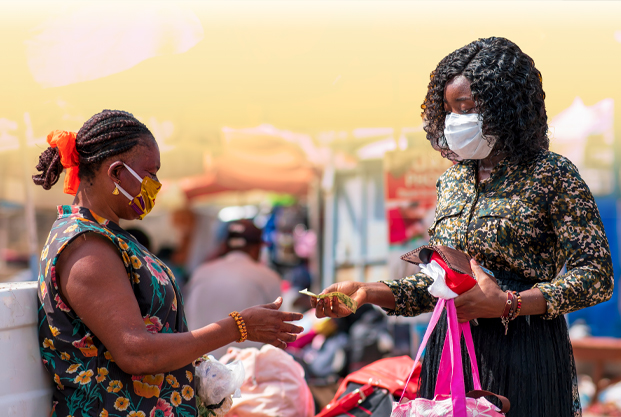 Lilongwe council orders market users to wear face masks