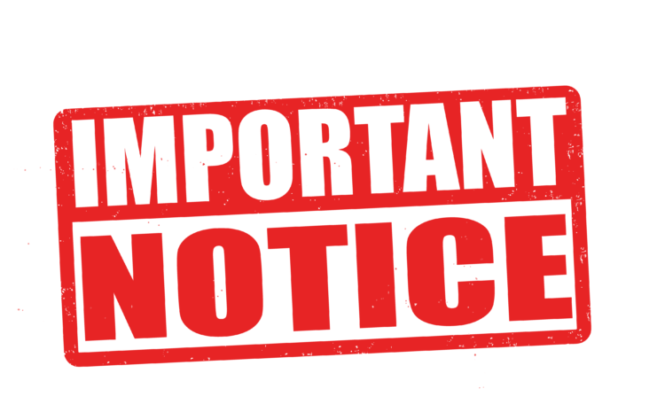 Notice on renewal of business premises licences for 2020/2021 financial year