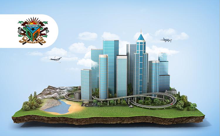 Proposed 3d conceptual designs for four Lilongwe city council