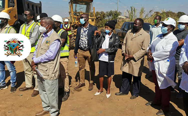 Launch of first Phase of the City Infrastructure Development Project